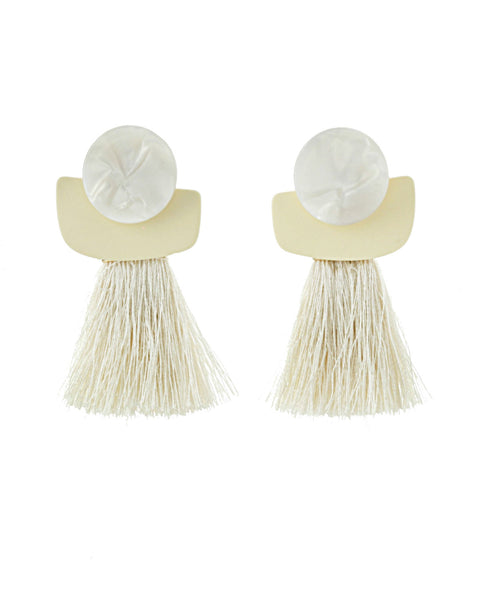 Everyday fringe! earrings