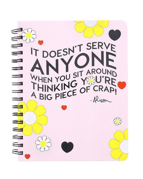 You're Not Crap! Notebook