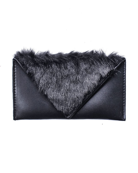 Faux Real Sunglasses Clutch