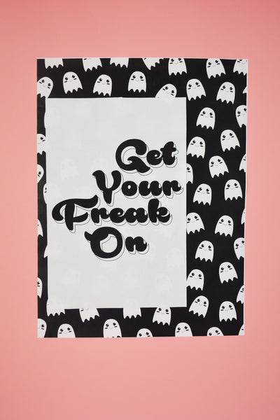 Get Your Freak On Halloween Pack - Digital Download