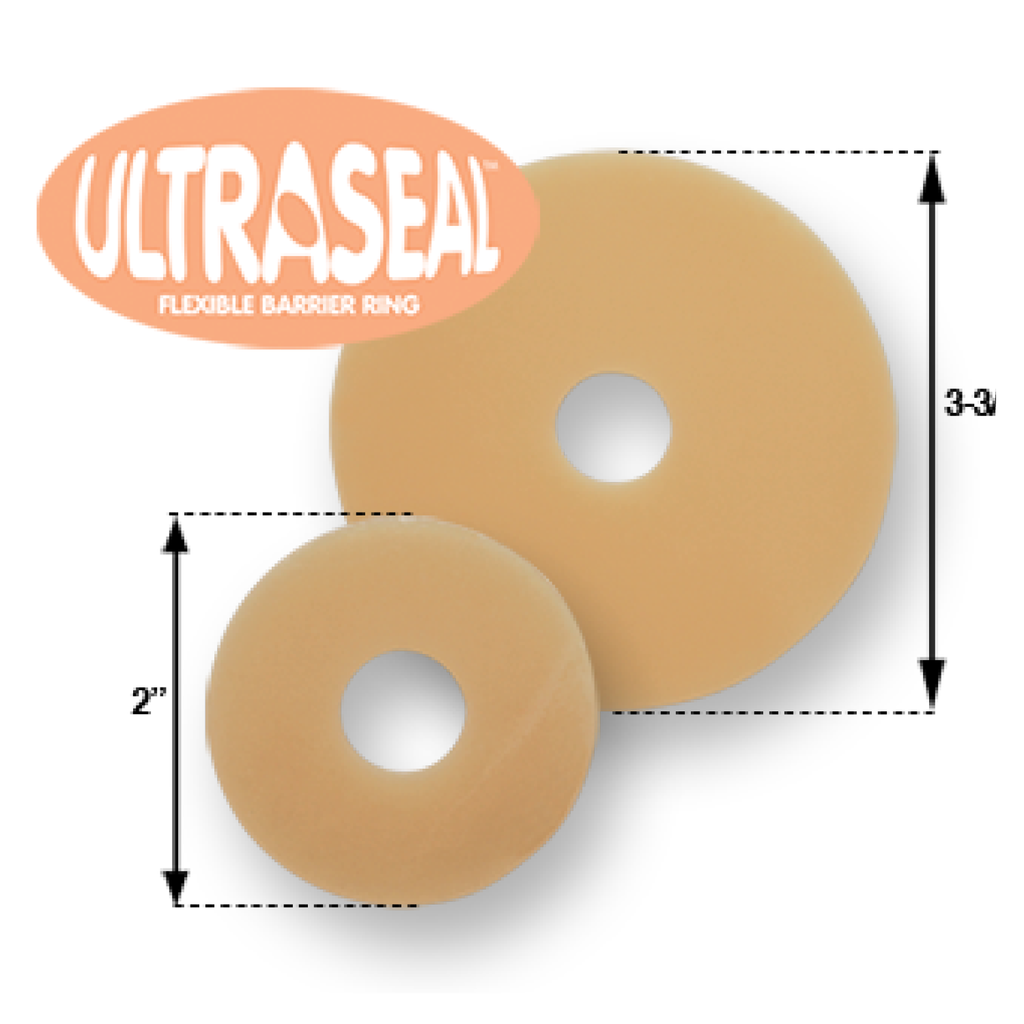 "Marlen UltraSeal Hydrocolloid Barrier, 3/32"" (2mm) thickness, Box of 10"