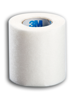 "3M Micropore Tape 1"", Box of 3 rolls"