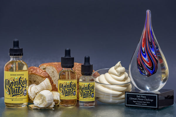 New Products at Valor Vapor! 120ml options of your favorites!