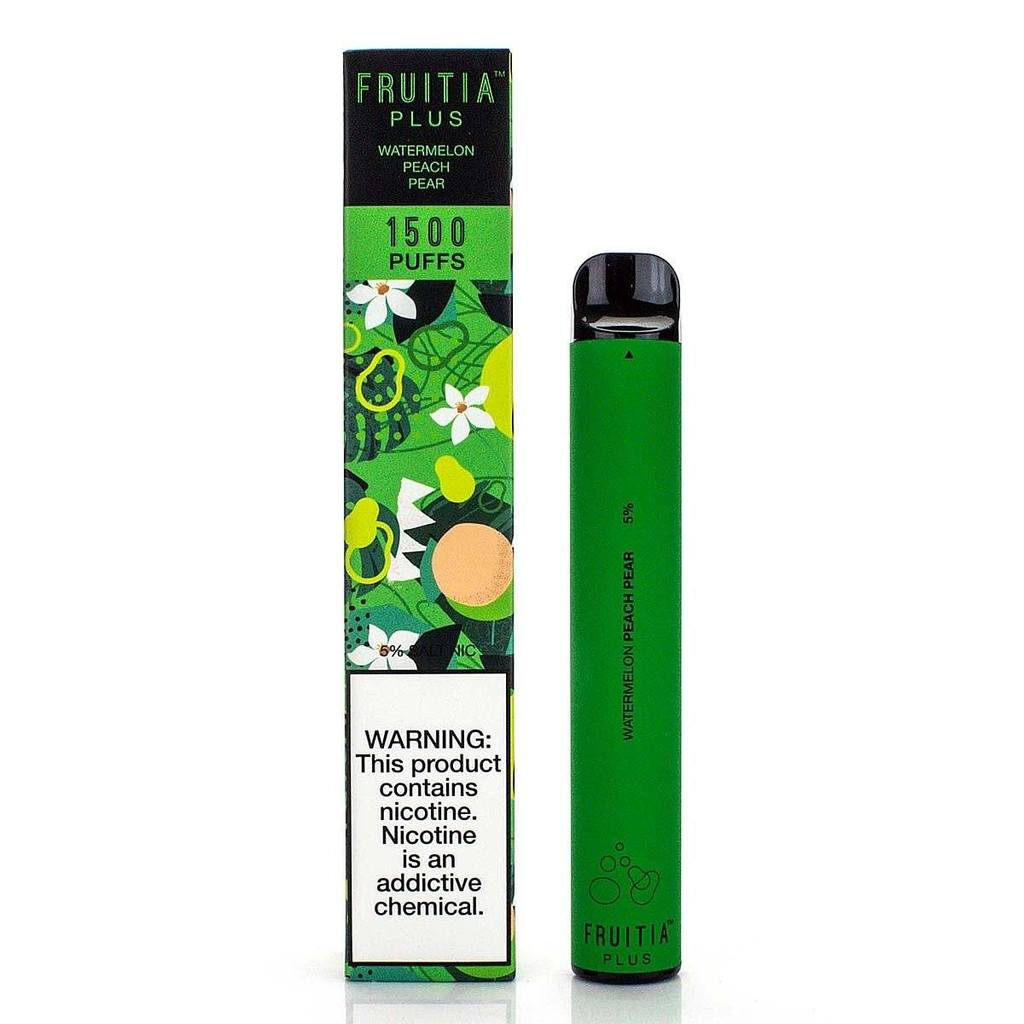 Fruitia Plus 1500 Disposable