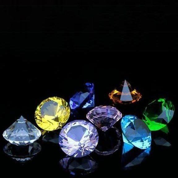 Cut Glass Crystal