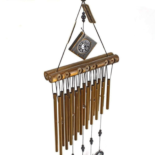 Double Row Wind Chimes-ToShay.org