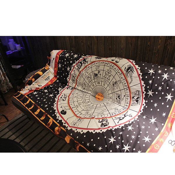 Astrology Tablecloth-ToShay.org