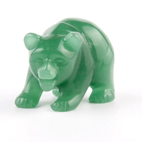 Carved Stone Bears-ToShay.org