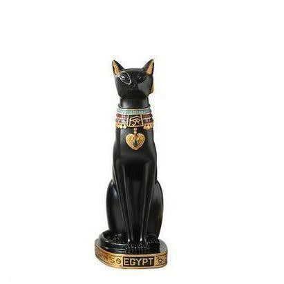 Black Cat Statues-ToShay.org