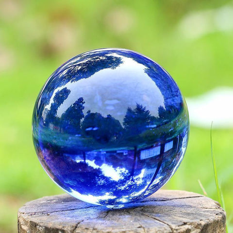 Blue Crystal Ball-ToShay.org