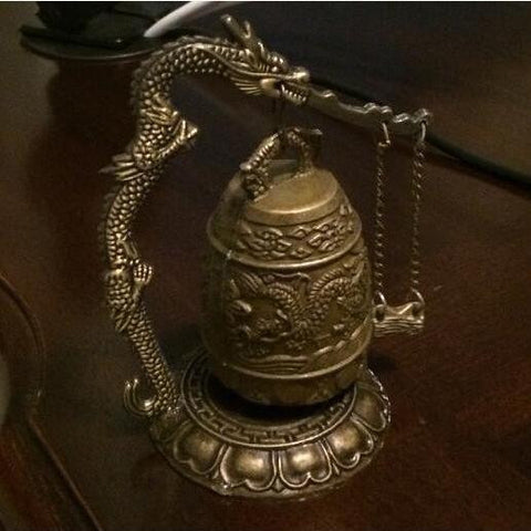 Bronze Dragon Bell-ToShay.org