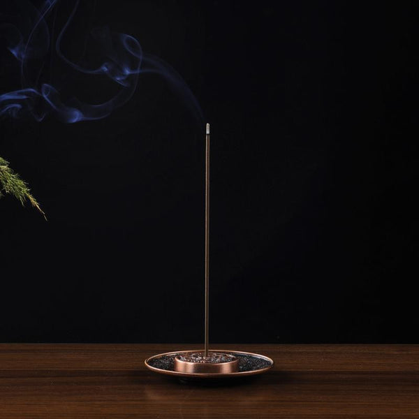 Bronze Dragon Incense Holder-ToShay.org
