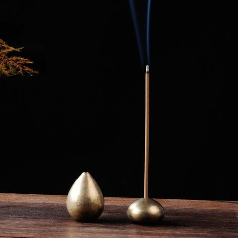 Copper Incense Sticks Holder-ToShay.org
