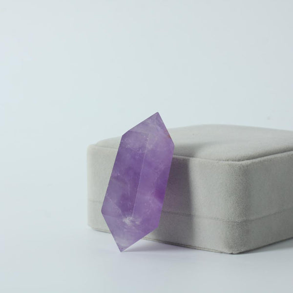 Amethyst Double Point-ToShay.org