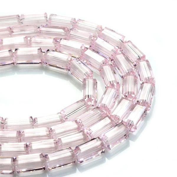 Crystal Square Beads-ToShay.org