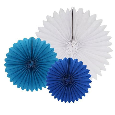 Tissue Paper Fans-ToShay.org