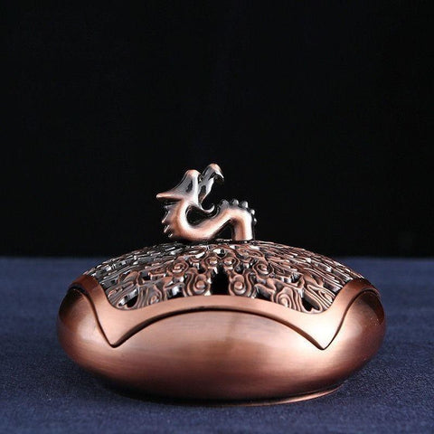 Dragon Incense Burner-Incense Burner-ToShay.org