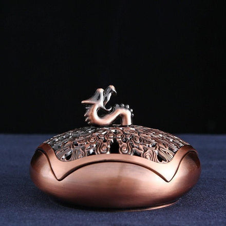 Dragon Incense Burner-ToShay.org