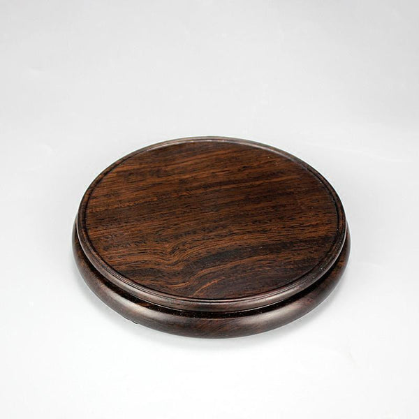 Ebony Wood Base-ToShay.org