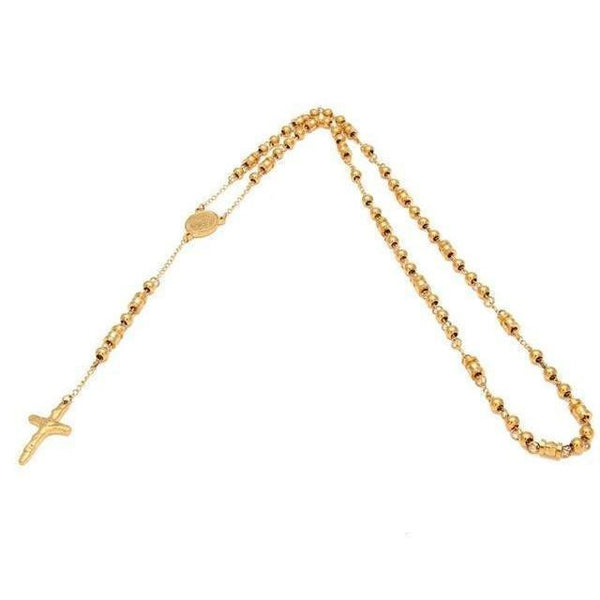 Gold Rosary Beads-ToShay.org