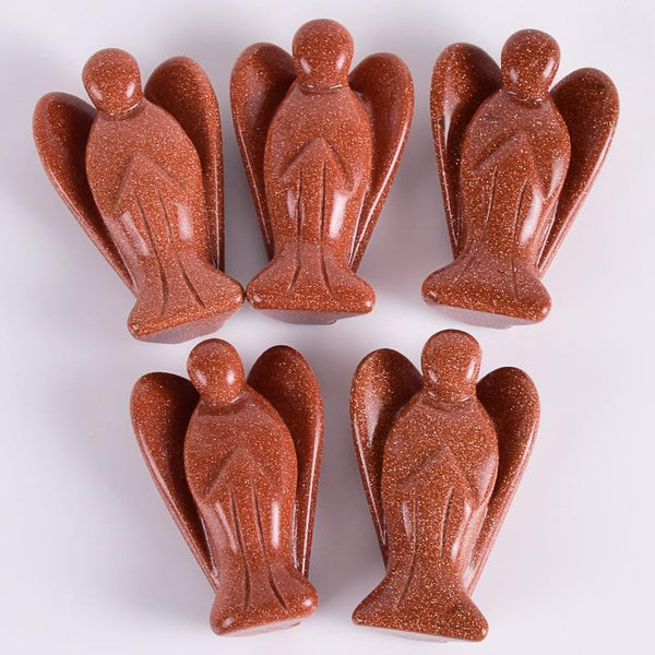 Red Sandstone Angel-ToShay.org