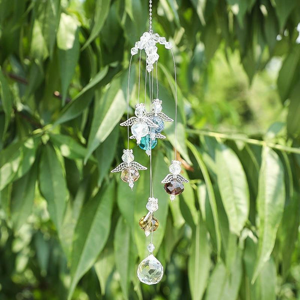 Hanging Angel Suncatcher-ToShay.org