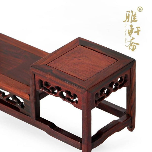 Mahogany Carved Stand-ToShay.org