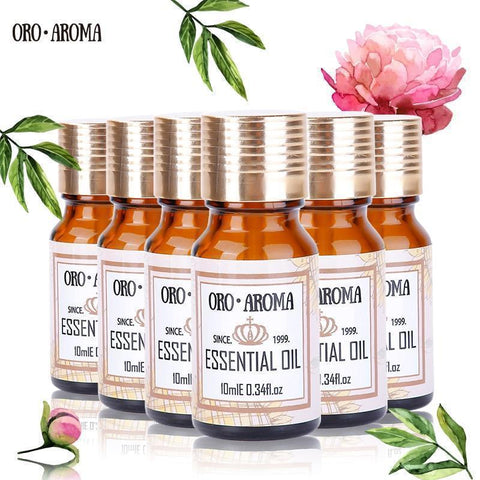 Mixed Essential Oils-ToShay.org