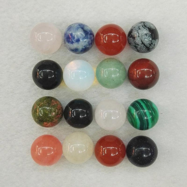 Mixed Gem Stone Beads-ToShay.org