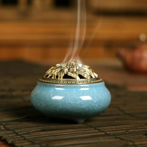 Porcelain Ceramic Incense Burners-ToShay.org