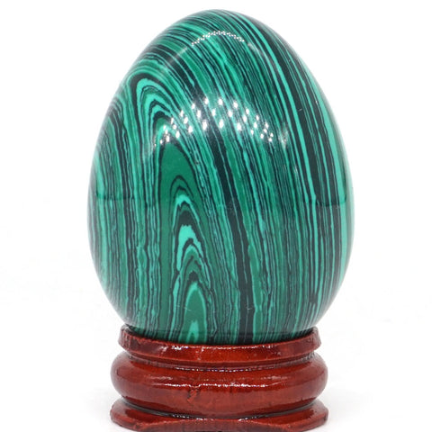Green Turquoise Egg-ToShay.org