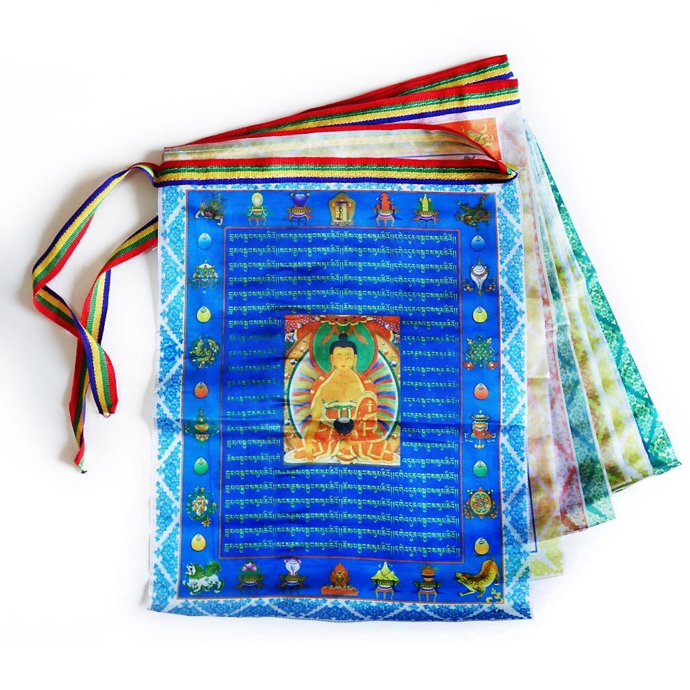 Tibetan Prayer Flags-ToShay.org
