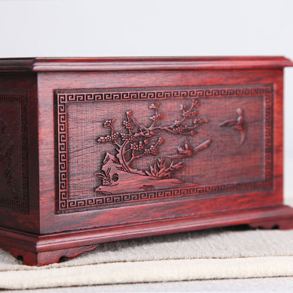 Wooden Box-ToShay.org