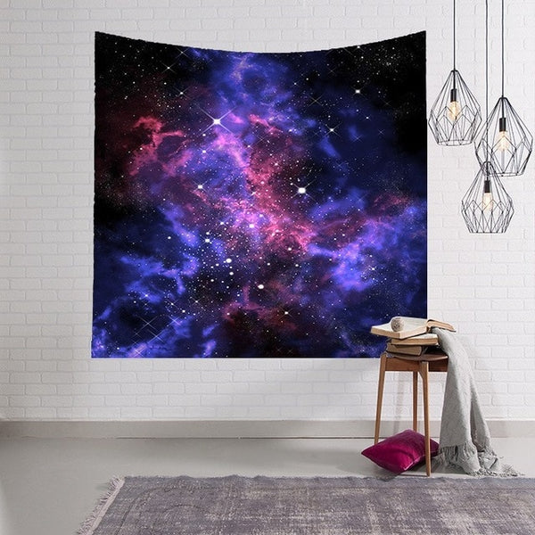 Galaxy Tapestry Wall Hanging-ToShay.org