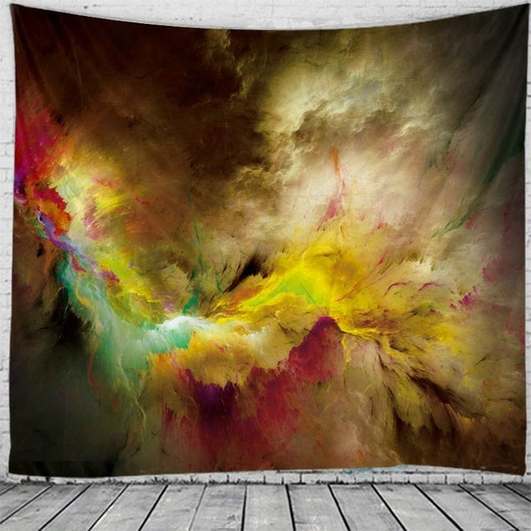 Clouds Tapestry Wall Hanging-ToShay.org