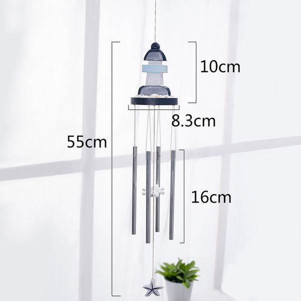 Beach Wind Chime-ToShay.org