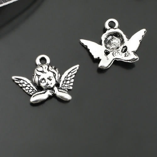 Mixed Angel Charms-ToShay.org