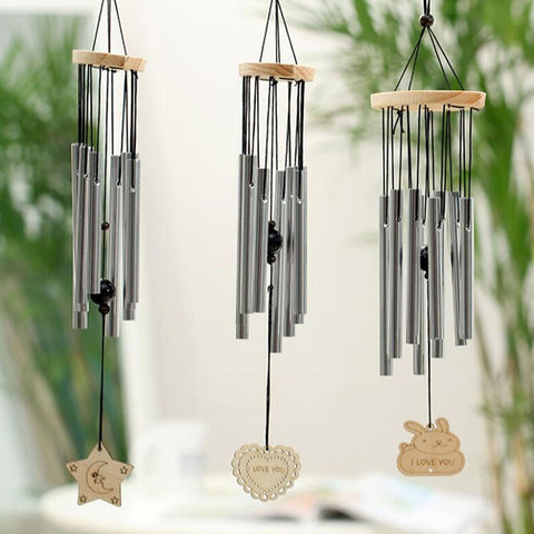 Tubes Wind Chime-ToShay.org