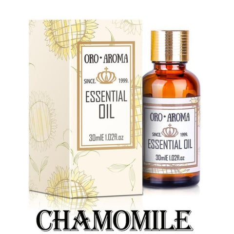 Chamomile Essential Oil-ToShay.org