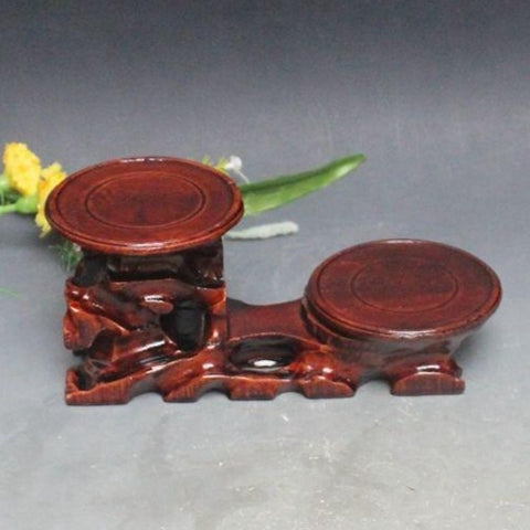 Rosewood Carved Base-ToShay.org