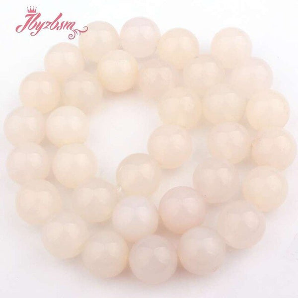 Pink Agate Beads-ToShay.org