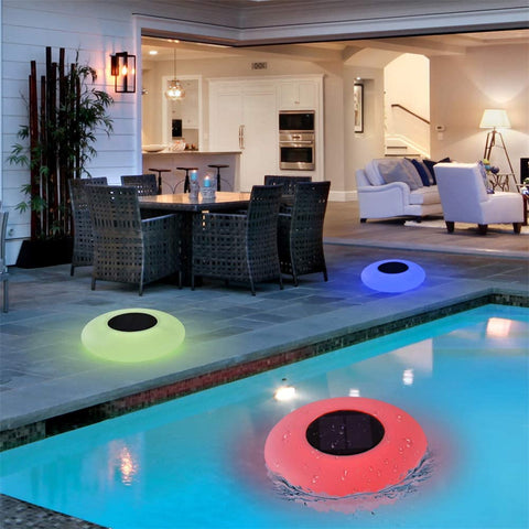 Solar Floating Pool Lights-ToShay.org