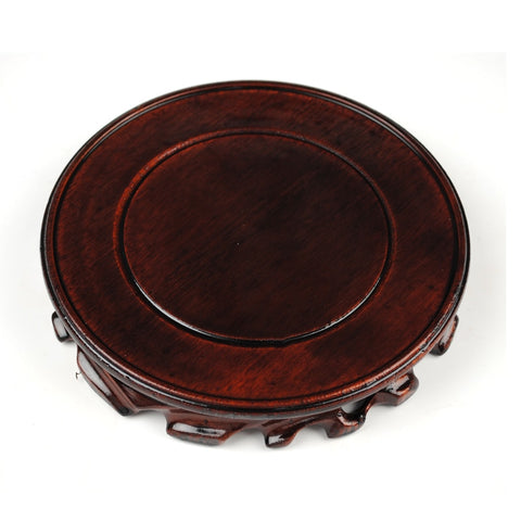 Round Wood Base-ToShay.org