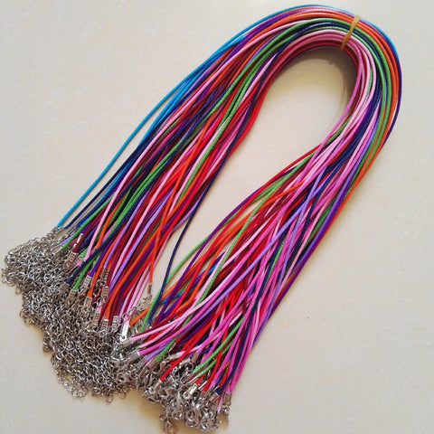Wax Leather Cord-ToShay.org
