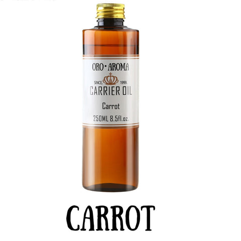 Carrot Essential Oil-ToShay.org