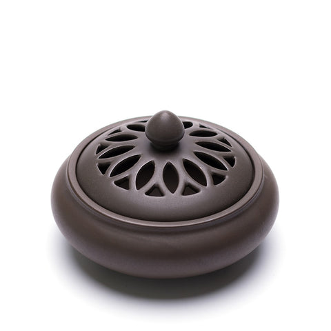 Pottery Incense Burner-ToShay.org