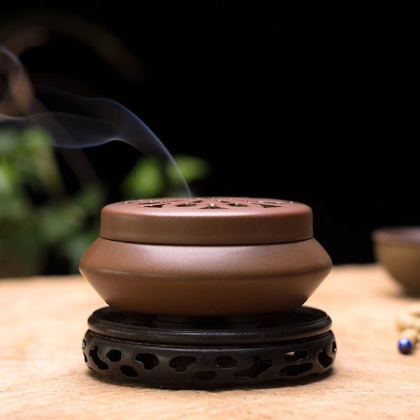 Coil Incense Burner-ToShay.org