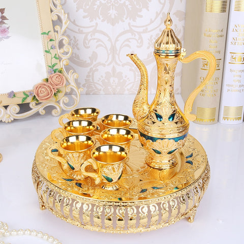 Moroccan Tea Set-ToShay.org