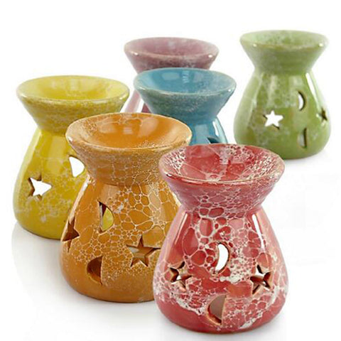Moon Stars Essential Oil Burner-ToShay.org