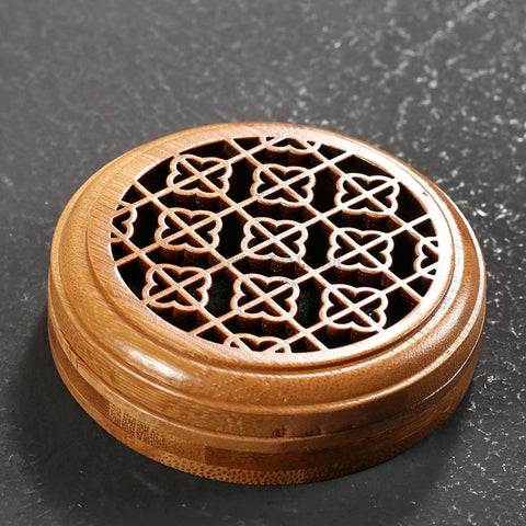 Bamboo Incense Burner-ToShay.org